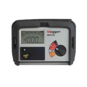Megger MIT310 Insulation Tester 999MΩ CAT III 600 V
