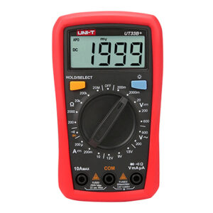 UT33B+ Palm Sized Digital Multimeter